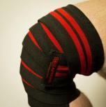 SBD Knee Wraps IPF, hård