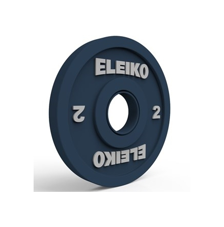 ELEIKO IWF Weightlifting Competition Friction Disc
