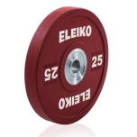 Eleiko Sport Training Discs, Colored