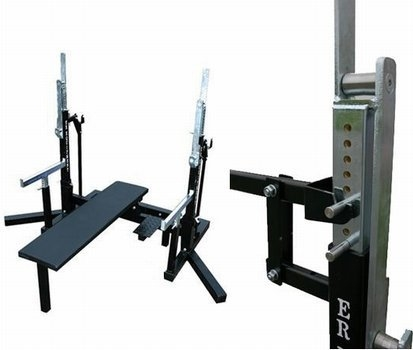ER-Equipment IPF squat & benchpress rack 10-001