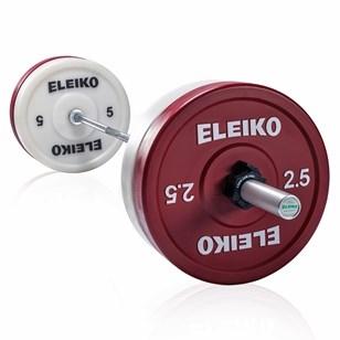 Eleiko Weightlifting Technique Set - 25 kg