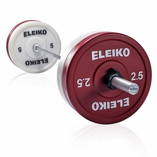 Eleiko Weightlifting Technique Set - 20 kg
