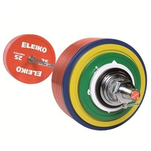 Eleiko IPF Powerlifting Competition Set - 435 kg