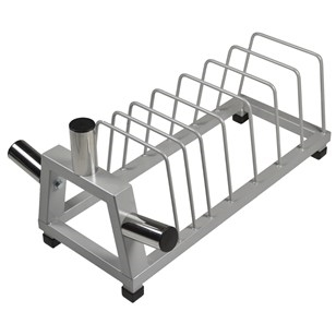 Eleiko Weightlifting Competition Disc Rack