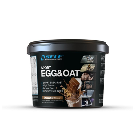 Egg & Oat Protein 900 g Chocolate
