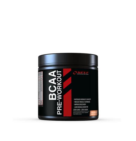 BCAA PRE WORK OUT 350g, MuscleCola