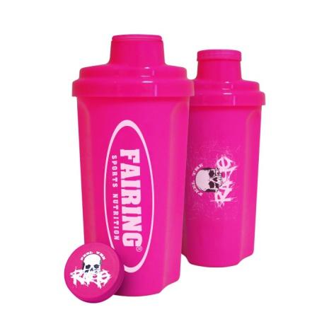 Fairing Shaker Pink 0,5 l