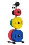 Viktställ för internationella vikter (8 platser ), Gymleco