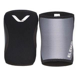 Eleiko Knee Sleeve, Jet Black