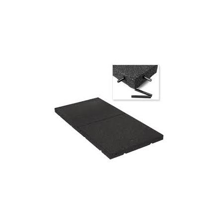 Everroll- Elastic Tiles Skyddsmatta, Gymleco