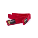 Straight-straps, lifting straps, Red Series by gForce