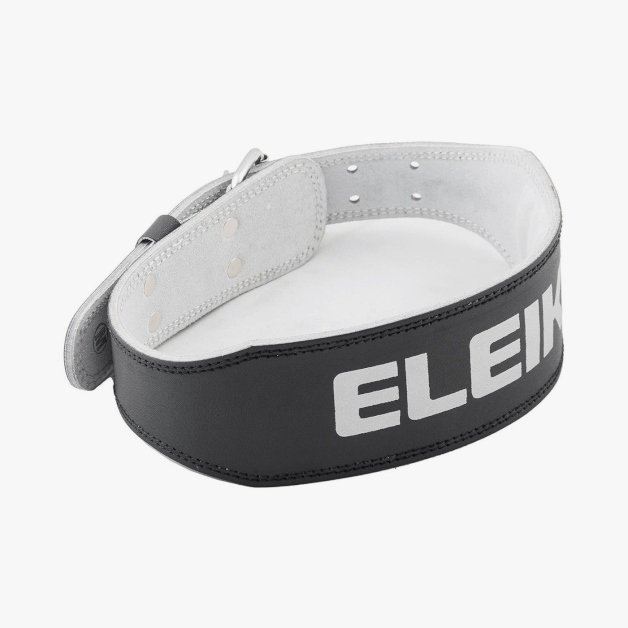 ELEIKO Olympic Weightlifting Belt,  Strong Grey