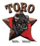 TITAN Toro Action Belt- logo på utsidan