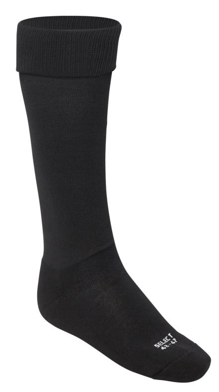 Clubline Hi Socks Black