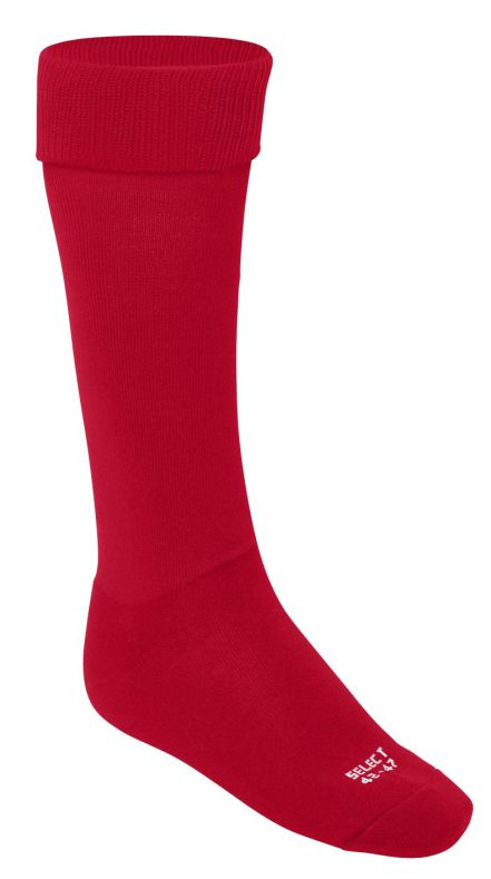 Clubline Hi Socks Red