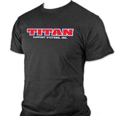 TITAN Logo T-shirt