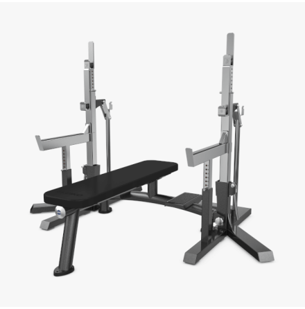 Eleiko IPF Powerlifting Squat/Bench Combo, Charcoal