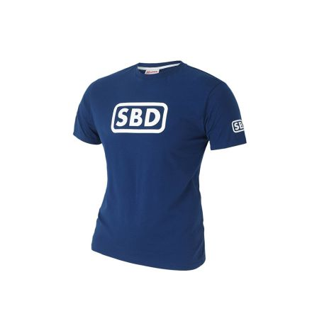 SBD T-shirt Men´s Blue/white