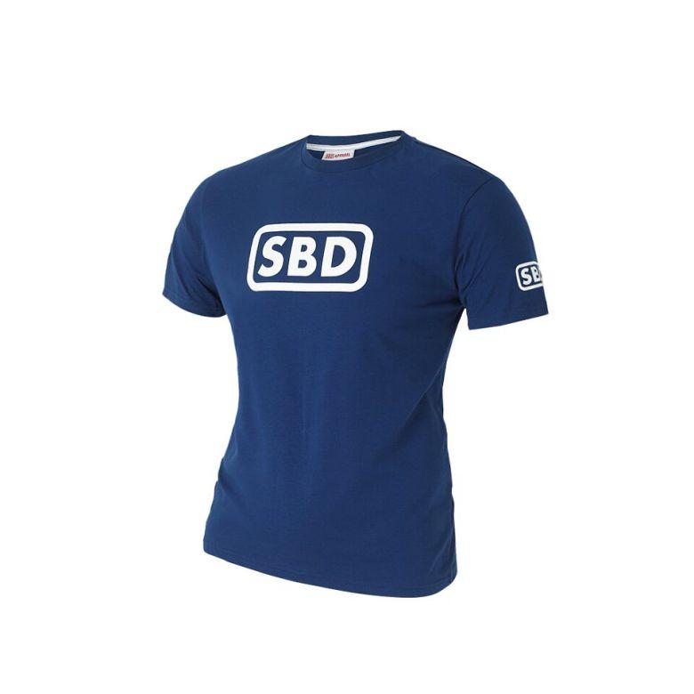 SBD T-shirt Men´s Blue/white