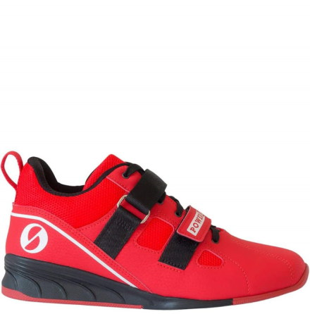 SABO PowerLift shoe - Red