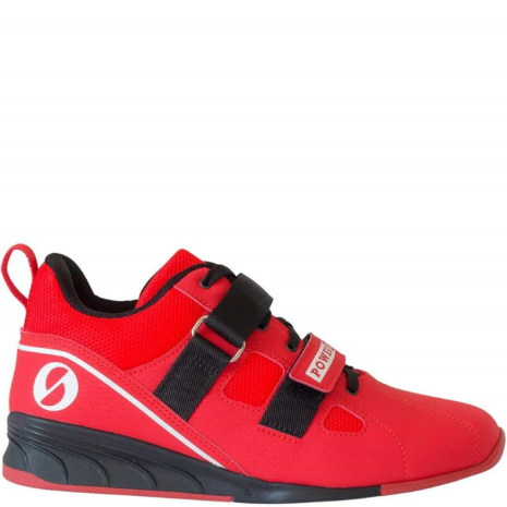 SABO PowerLift shoe red