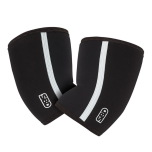 SBD Elbow Sleeves, Black/White,