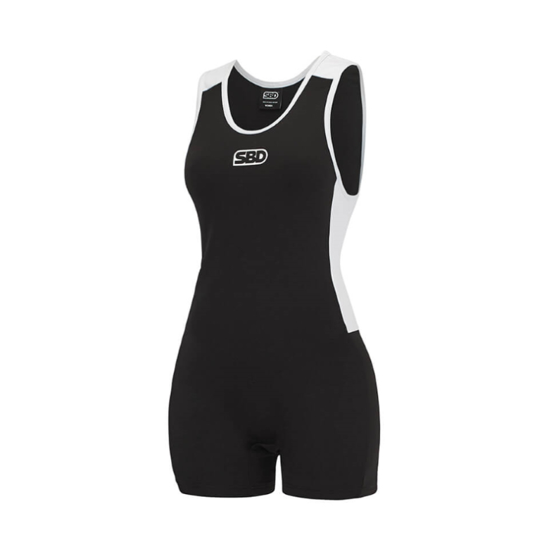 SBD Singlet - Limited Edition,  Womens, Black/White,