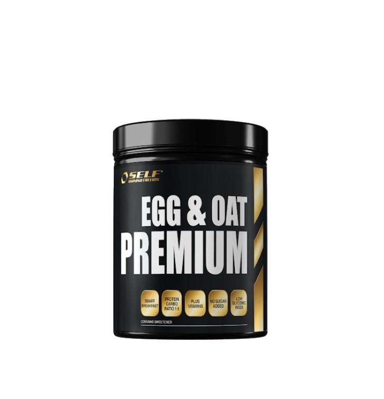 Egg & Oat Premium 900 g, Choklad