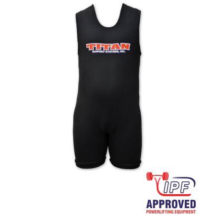 TITAN Triumph lyftartrikå, Svart , plain logo