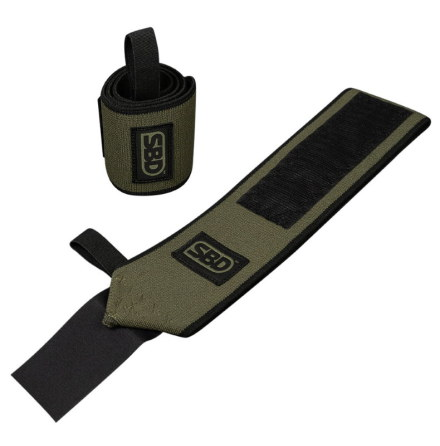SBD Wrist Wraps Endure Flexible