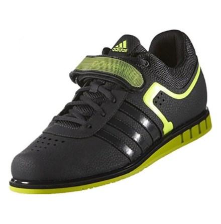 Adidas Powerlift 2.0 Darkgrey-Yellow