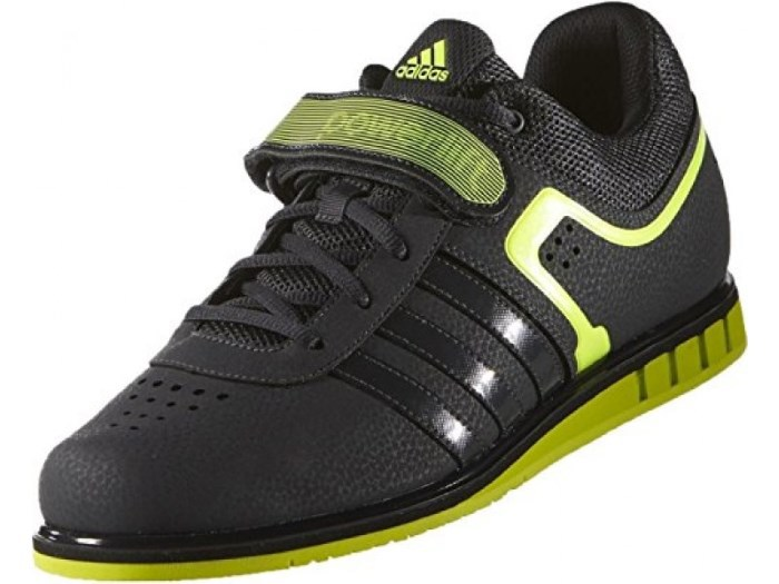 Adidas Powerlift 2.0 Darkgrey-Yellow