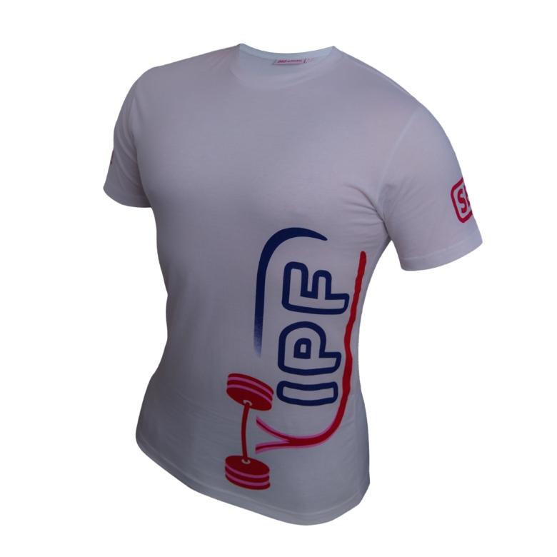 SBD T-shirt, Vit